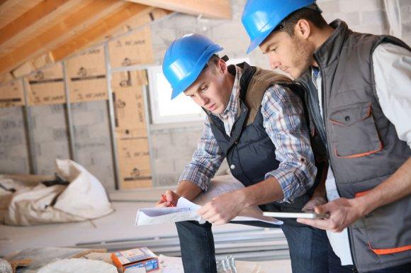 Construction d'agrandissement de maison