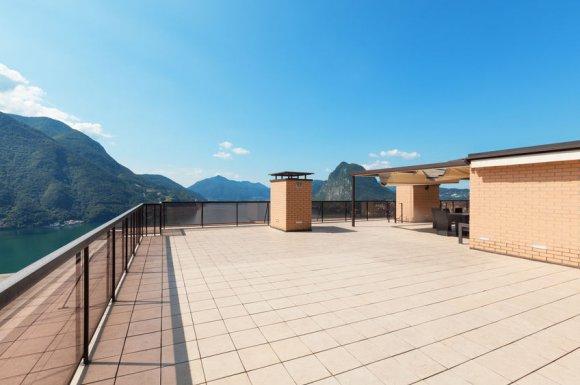 Construction et création de terrasse par entreprise de maçonnerie