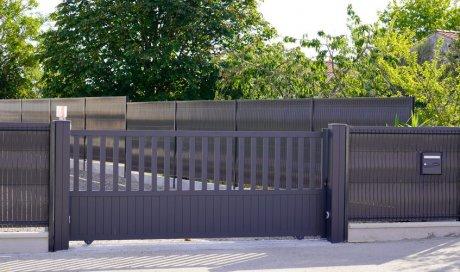 Pose et installation de portail